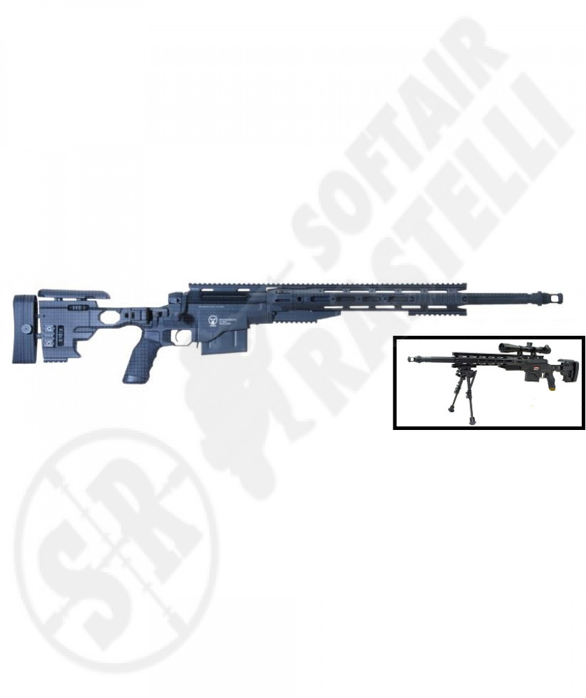Sniper ms338 nero full metal (ares)