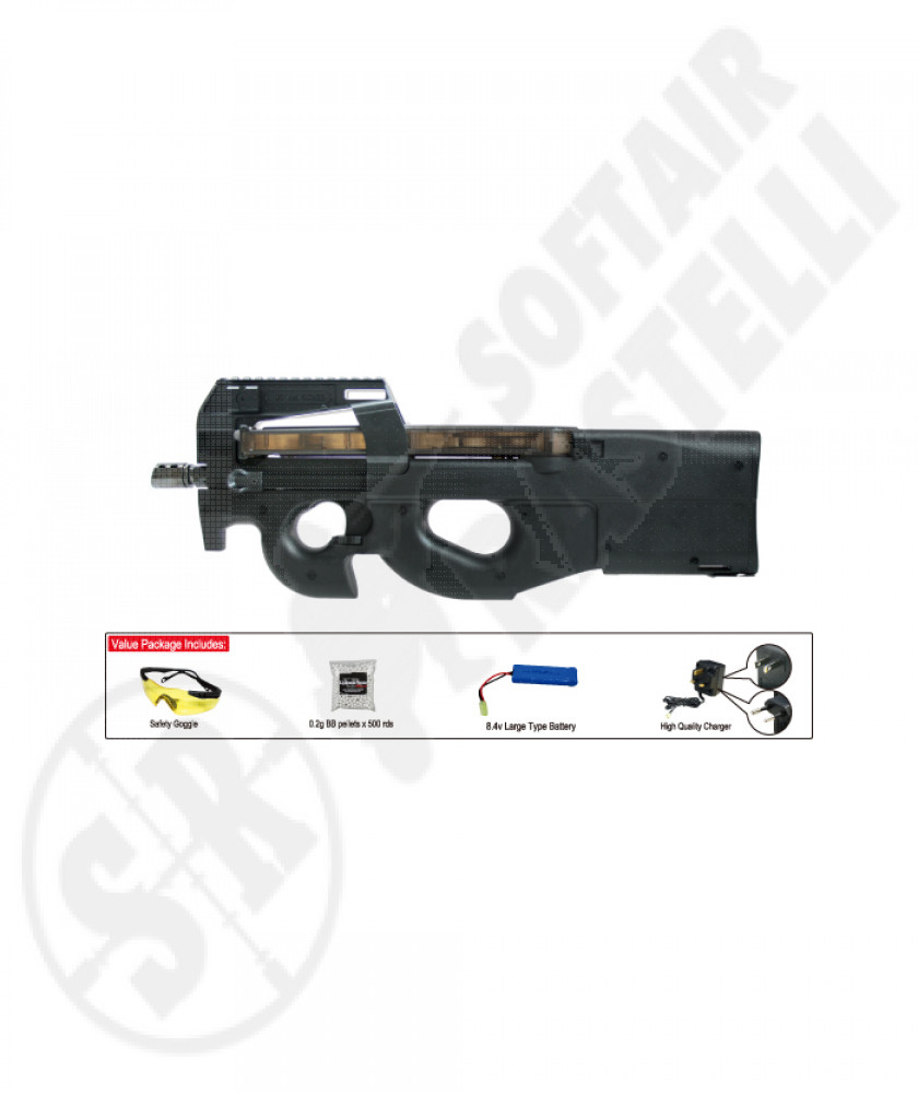 Fucile P9o TR (classic army) sport line value package