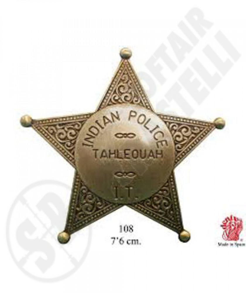 Stella oro indian police
