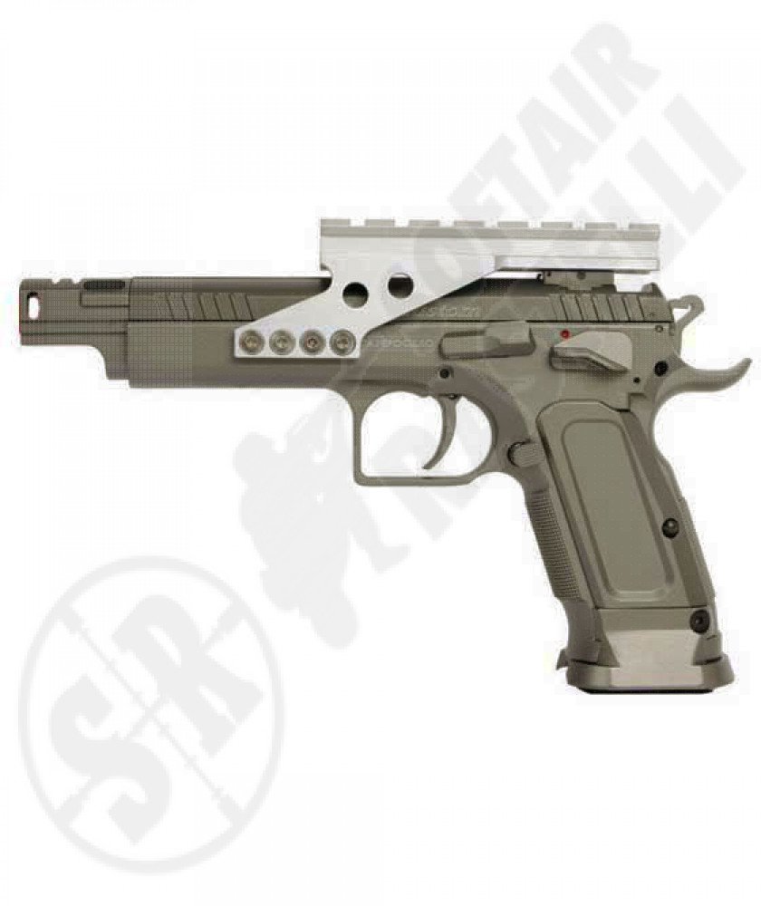 Pistola a co2 Tanfoglio gold custom co2 full metal