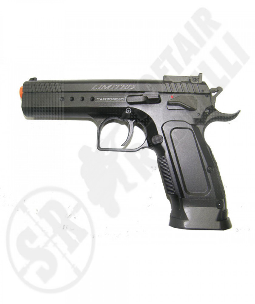 Pistola tanfoglio limited custom c02 full metal