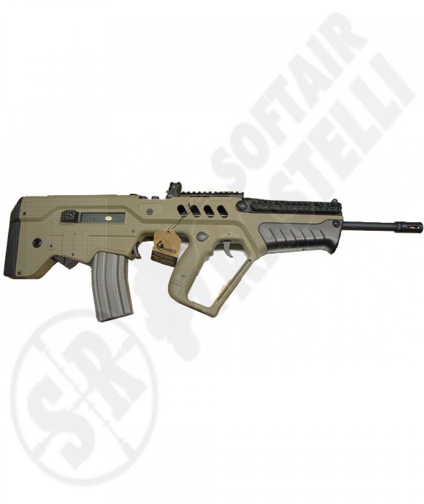 TAVOR T.A.R. 21 aeg tan long