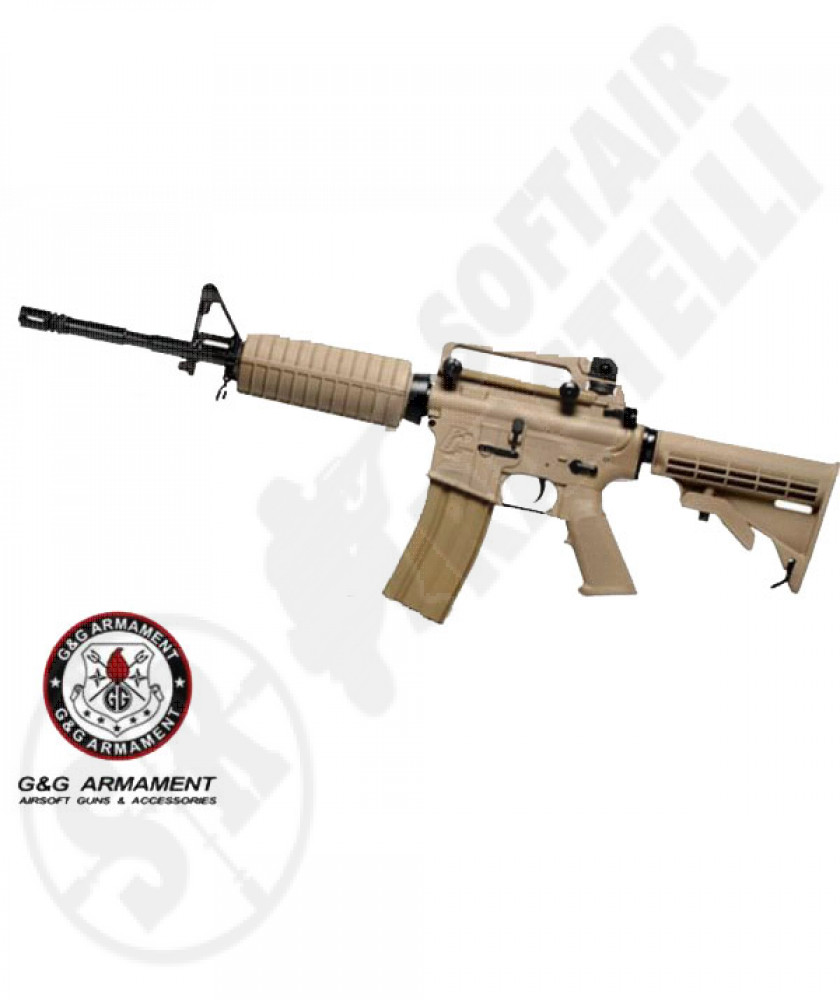 Fucile TR 16 carabine full metal tan