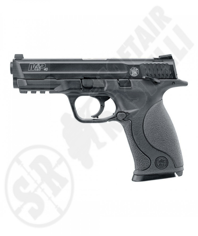 Pistola a CO2  M&P40 TS Smith & Wesson  (UM-2.6448)