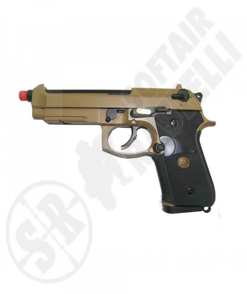 M9a1 Marine Tan Full Metal A Co2 WE