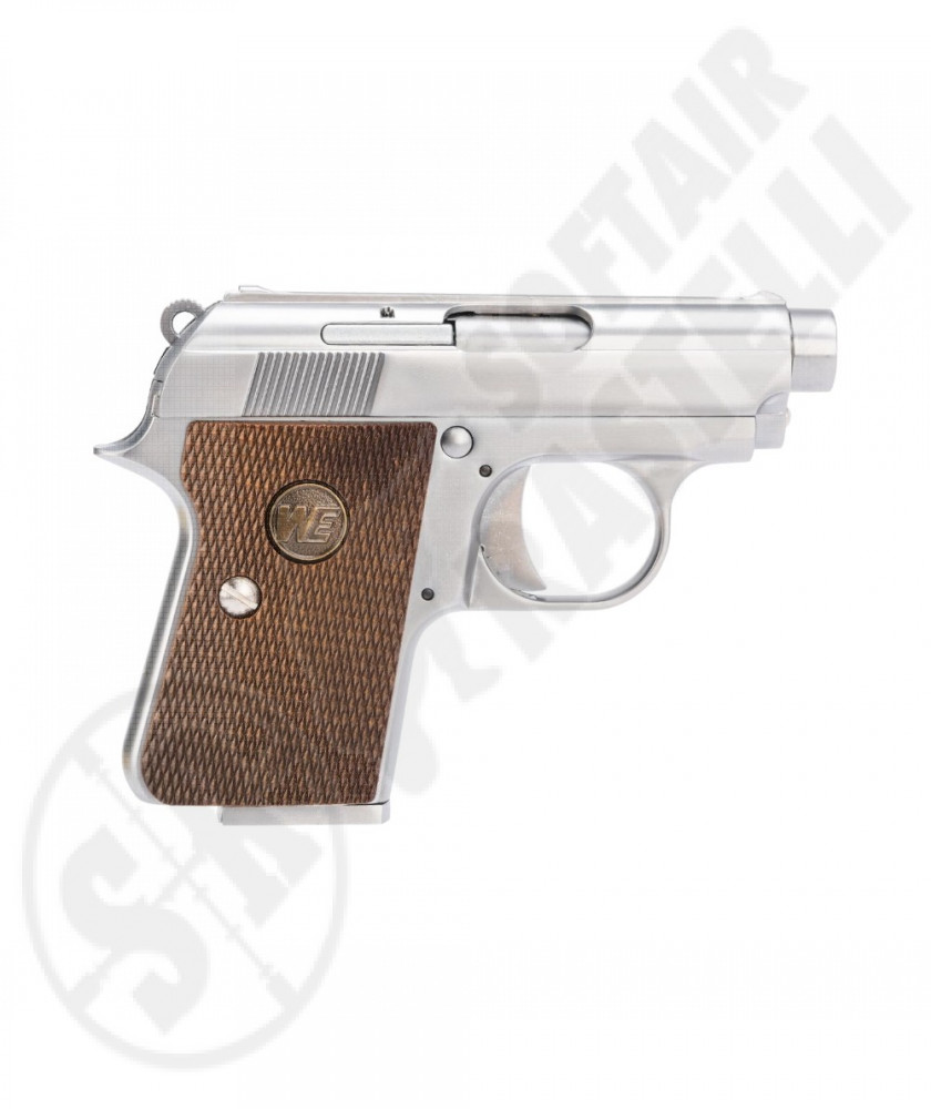 Pistola a Gas CT25 - Silver - WE (WE-CT01S)