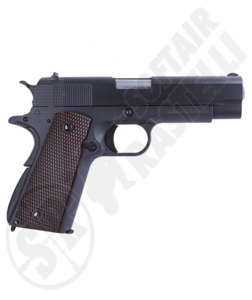 Pistola a Gas Colt M1911 versione 1943 - WE (WE-E002)