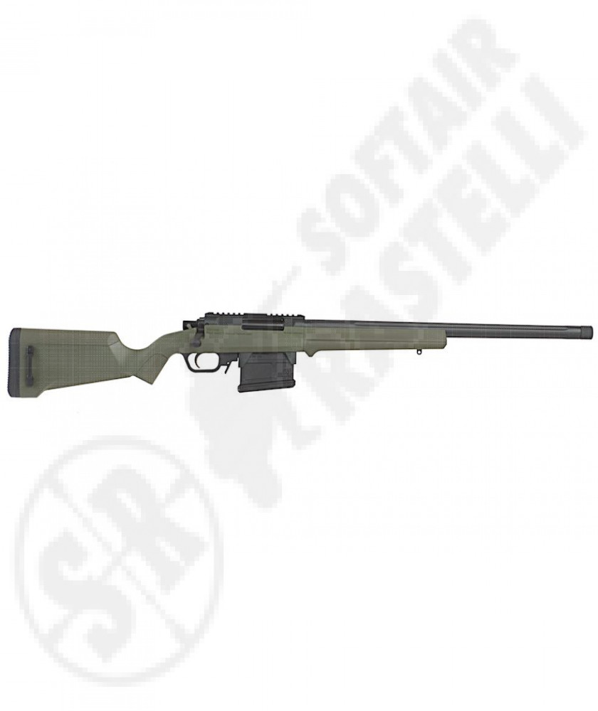 Fucile Sniper M700 Striker AS01 Amoeba verde