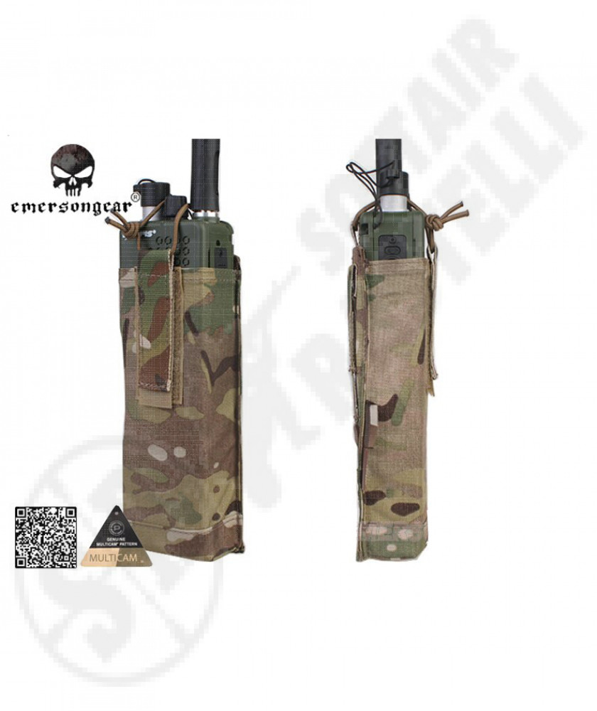 Porta radio tattico MULTICAM emerson