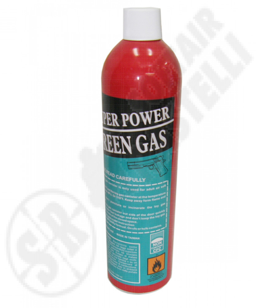 Green gas 1000 ml